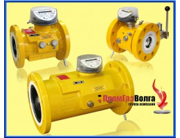 Заказать Турбинные счетчики газа TRZ G65-G4000