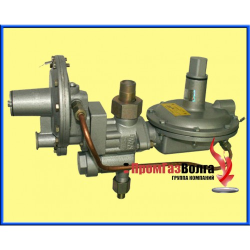 Регуляторы давления газа коммунально-бытовые РДГК-10 и РДГК-10М