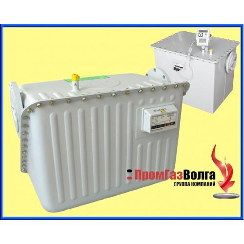 Диафрагменные счетчики газа ВК-G40; ВК-G65; ВК-G100